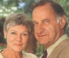 As Time Goex By starring Judi Dench and Geoffrey Palmer star as Jean Pargetter and Lionel Hardcastle