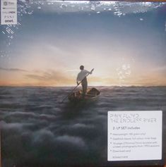 Pink Floyd The Endless River Vinyl Prog Rock