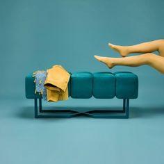 KRZESŁA/STOŁKI - Mebloscenka Monochrome, Banquette, Chair, Furniture, Collection, Poufs, Home Decor, Design, Waiting Area