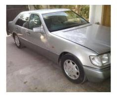 Mercedes  S320 Model 1993 Automatic Transmission new Engine Sale In Rawalpindi