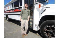 Einsatzbus der Heilsarmee in Kanada