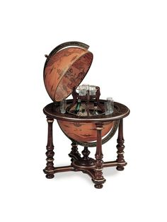 Globe Drinks Cabinet Classic