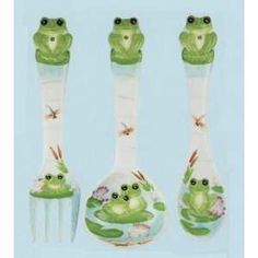 frog kitchen decor | PopScreen - Video Search, Bookmarking and Discovery Engine