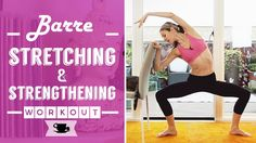 Ballet Barre for Stretching and Strengthening | Lazy Dancer Tips