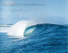 "wannagosurfing: "" thecaliforniacoastline: "" ""Cloudbreak: the contest site for sore eyes."" 