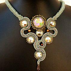 Ooohhh La La!!! Beadwork by artist/teacher: Miriam Shimon