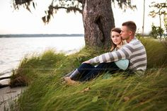 Our engagement shoot <3 #engagement #photography #camplejeune