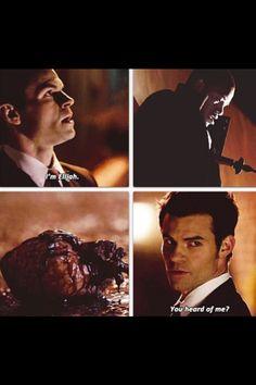 Elijah signature is pulling the heart