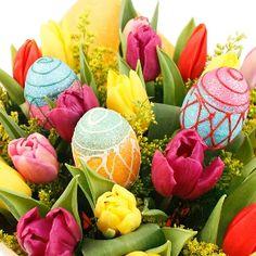 Easter Tulips #EasterHam