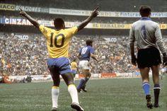 Pelé, Mexico 1970