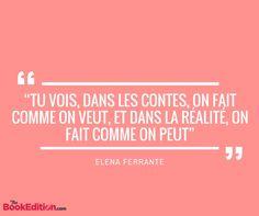 Citation Elena Ferrante