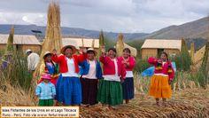 Islas de los Uros es destacado por influyente blog británico en Viajero Peruano - Blog de Turismo
