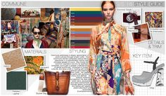 FASHION VIGNETTE: TRENDS // FASHION SNOOPS - WOMEN'S ACCESSORIES TREND STORIES . S/S 2016