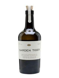 Capreolus Garden Tiger Dry Gin: fresh Sicilian blood orange zest and lime-tree flowers