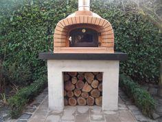 Fornitalia Pizzaovens - Thuis » DHZ ovenbouwpakket Oven Ideas, Gardens, Outdoor Decor, Pizza, Home Decor, Homemade Home Decor, Garden, Decoration Home, Garden Types