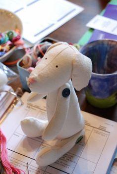 making tilda dog - Google Search