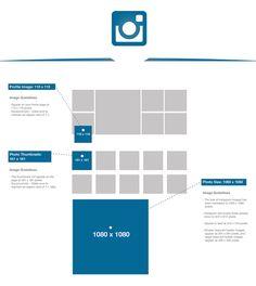 Bildstorlek för Instagram 2017 http://smartbizz.se/bildstorlek-for-sociala-medier-2017/ #Instagram #DigitalMarknadsföring #SocialaMedier #SmartBizz