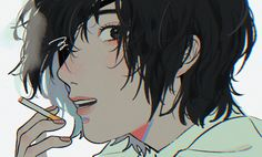 "𝓜𝓐 on Twitter: ""どれも君が宿る… "" Character Art, Character Design, Cartoon Books, Jojo Anime, Angel And Devil, Cute Art Styles, Anime People, Naruto Art, Anime Artwork"