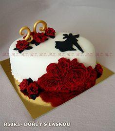 Dort taneční Birthday Cake, Cakes, Desserts, Food, Tailgate Desserts, Deserts, Cake Makers, Birthday Cakes, Kuchen