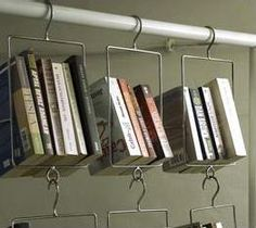A bookshelf that highlights the important thing: books!