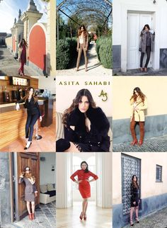 "Be inspired by the current - a sensual collection inspired by the movie ""Viaggo in Italia"" by Roberto Rosselini, a story about the reinflammation of the love of a couple in the Golf of Naples. Winter Wear, Fall Winter, Alpaca Coat, Cashmere Pants, Tweed Blazer, Naples, Winter Collection, My Mom, Silk Dress"