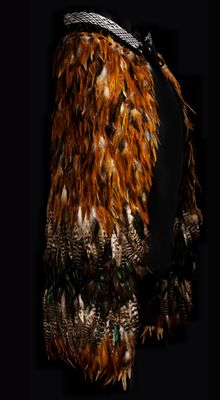 Ruru Cloak Creative Inspiration, Design Inspiration, Polynesian People, Feather Cape, Maori Designs, Maori Art, Indigenous Art, Kite, Figurative Art