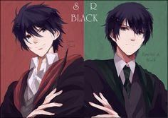 Sirius and Regulus