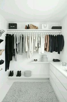 .shelf above the drawers