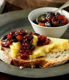 SPICED FRUIT CHUTNEY LOVE EATING IT AND MAKING IT.