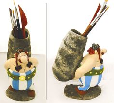 Obelix Portalapices by vrlovecats.deviantart.com on @deviantART