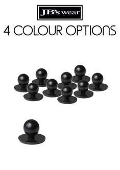 Chef's interchangeable buttons for chef hospitality jackets Hospitality, Buttons, Color, Colour, Plugs, Colors