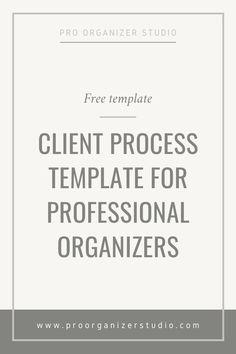 Start a Professional Organizing Business   Pro Organizer Studio