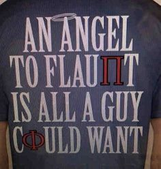Pi Beta Phi - An angel to flaunt is all a guy would want! #piphi #pibetaphi