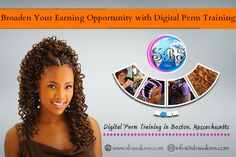 Broaden Your Earning Opportunity with Digital Perm Training