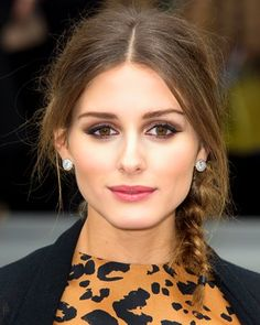 Olivia Palermo, lovely hair and makeup!