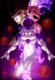 Dragonball Z evil side by ~limandao