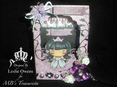Princess 3D box card