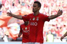 Jonas: Melhor Jogador de Abril da Liga NOS - Ser Sempre Benfica