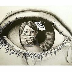 It is the best drawing ı have ever sene It is the best drawing ı have ever sene # art Drawings It is the best drawing ı have ever sene - New Ideas Sad Drawings, Dark Art Drawings, Pencil Art Drawings, Art Drawings Sketches, Drawings With Meaning, Art With Meaning, Arte Aries, Emotional Drawings, Depression Drawing