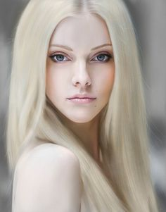 CG ILLUSTRATOR: Gerardo Justel ~ Realistic Digital Portrait