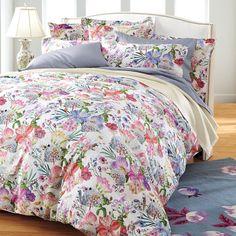 Giardino Floral Sateen Bedding