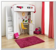 Kids Beds With Storage Underneath
