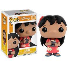 Disney Lilo & Stitch POP Lilo Vinyl Figure