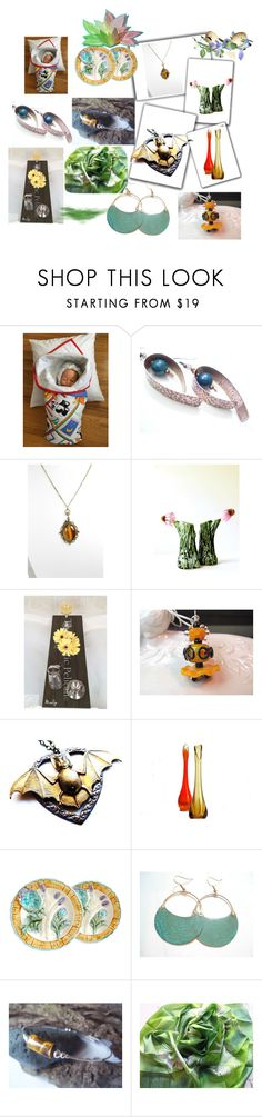 Gifts on ETSY by anna-recycle on Polyvore featuring modern, rustic and vintage