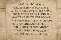Pearl Harbor Remembrance Day | Pearl Harbor Remembrance Day in United States