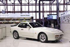 #Porsche 944 Turbo restaurado #ClassicAuto