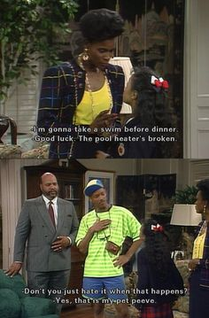 LOl! - The Fresh Prince Of Bel-Air French Prince, Fools And Horses, Movie Tv, 90s Movies, Just Deal With It, Prince Of Bel Air, Funny Scenes, Tv Quotes, Comedy