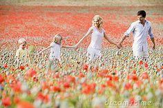 Google Image Result for http://www.dreamstime.com/family-walking-through-poppy-field-thumb4833035.jpg