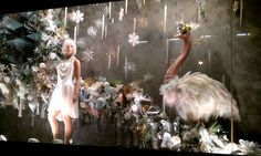 Window France - The French Touch Fashion Retail Interior, Shop Windows, Visual Merchandising, Vignettes, Thailand, Presentation, Display, Store, Inspiration