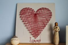 From One Momma To Another: String Art Gifts